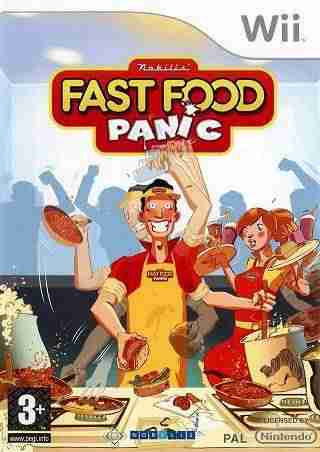 Descargar Fast Food Panic [MULTI5][WII-Scrubber] por Torrent